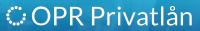 logo OPR Privatlån