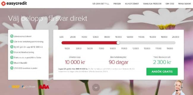 Easycredit.se