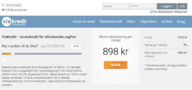 ViaConto Sweden AB